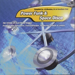 POWER FUNK & SPACEDISCO